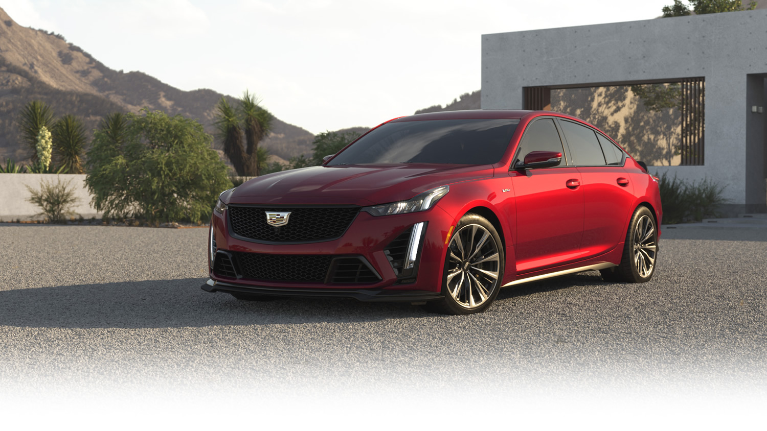 2022 Cadillac CT5-V Blackwing in Infrared Tintcoat