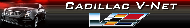Cadillac V-Net: The ultimate online hub of Cadillac V-Series news and information!