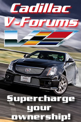 Join our Cadillac V Forums and get in on the action!