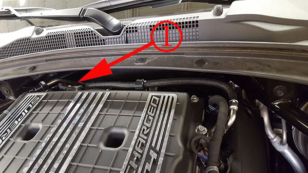 2016 - 2017 Cadillac CTS-V: Fuel Line Pulsation Sound