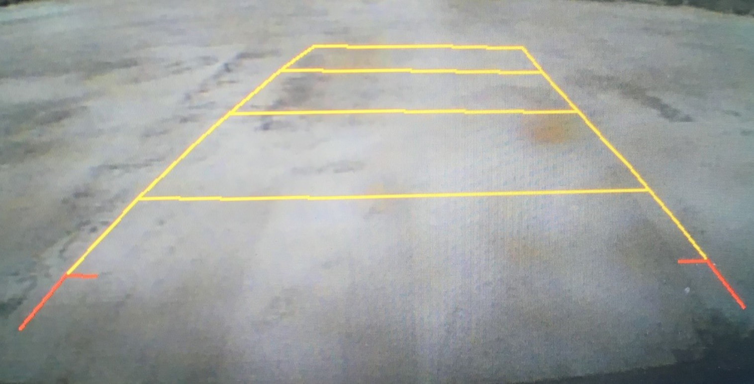 #20-NA-054: Rear View Camera Guidance Lines Dim After Radio Replacement or Programming
