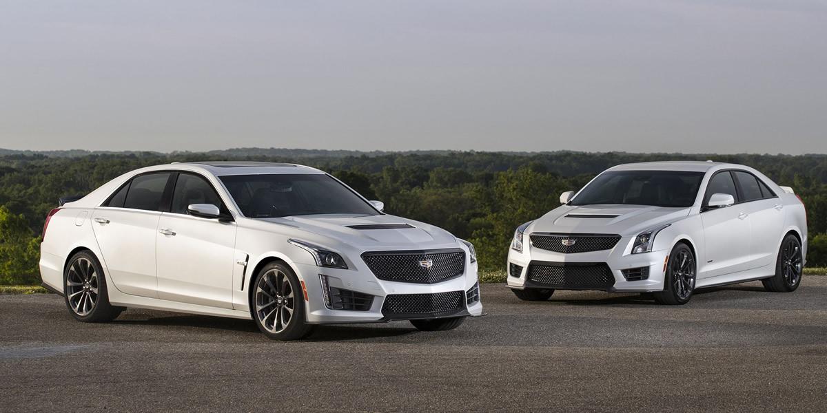 Cadillac V-Series Tech Center - Cadillac V-Net