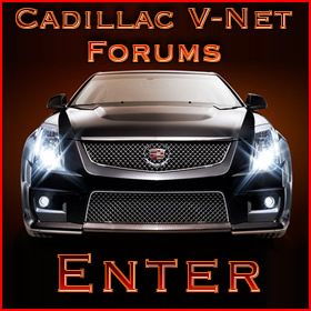 Cadillac V-Net Forums - Enter now!