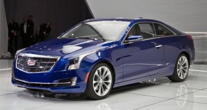 2015 Cadillac ATS Crash-Tested, Five-Star Safety Confirmed