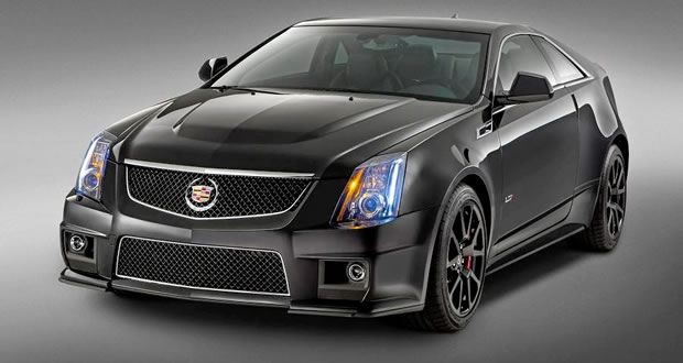 2015 Cadillac CTS-V Coupe Final Edition