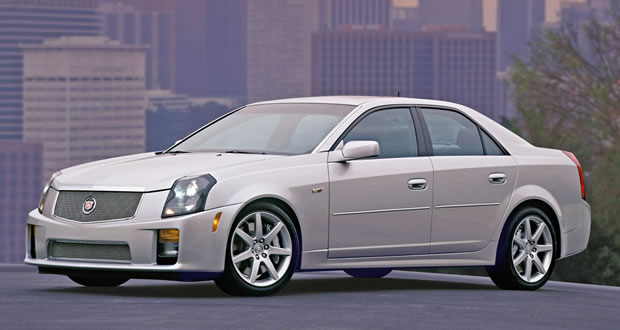 First Generation - Cadillac CTS-V Tech Center