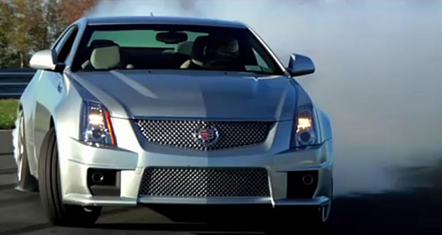 Site Update:  New Cadillac V-Series Video Section Added