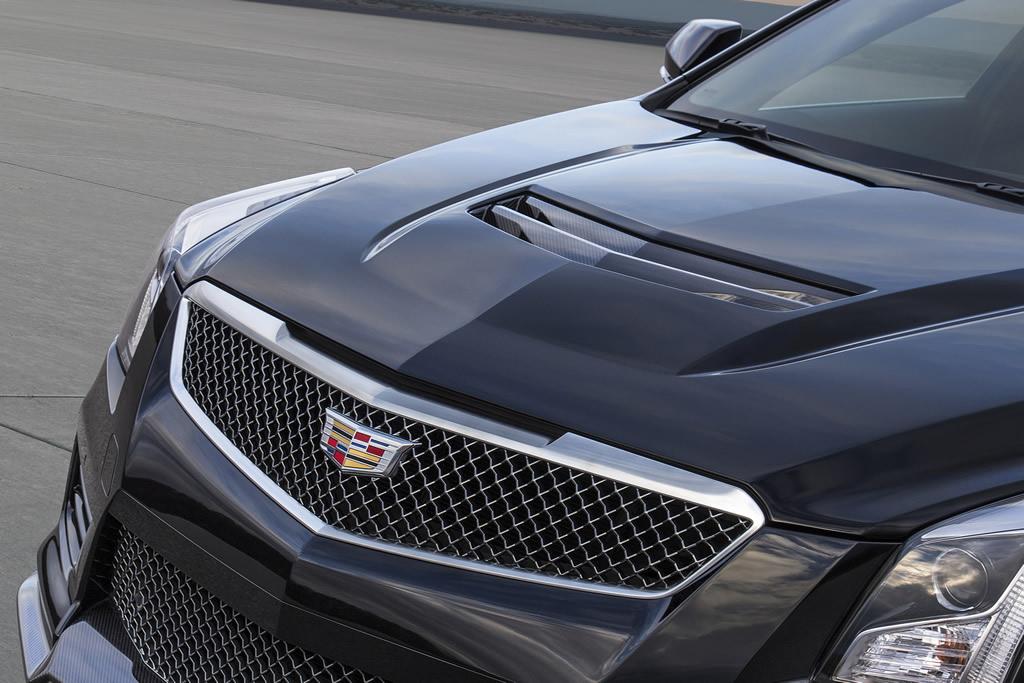 Exclusive First Look:  Techside of the 2016 Cadillac ATS-V
