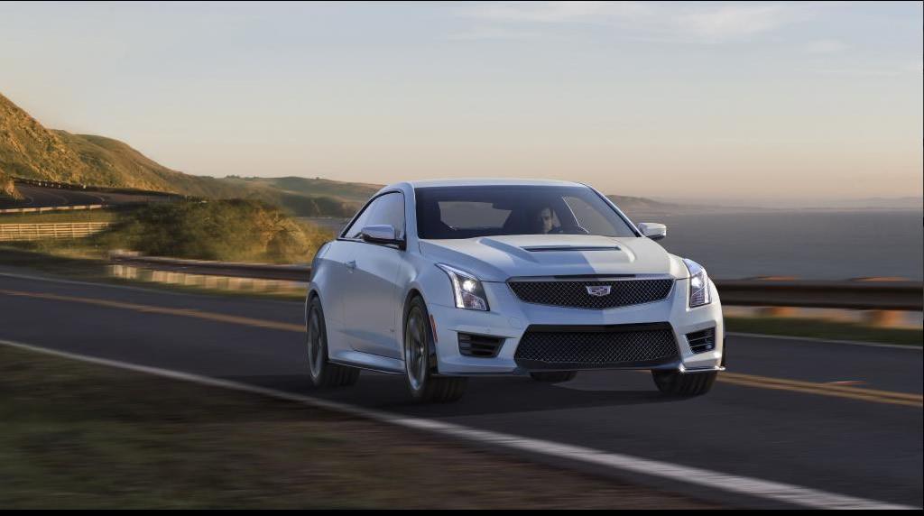 Official:  2016 Cadillac ATS-V Breaks Cover Before LA Auto Show!