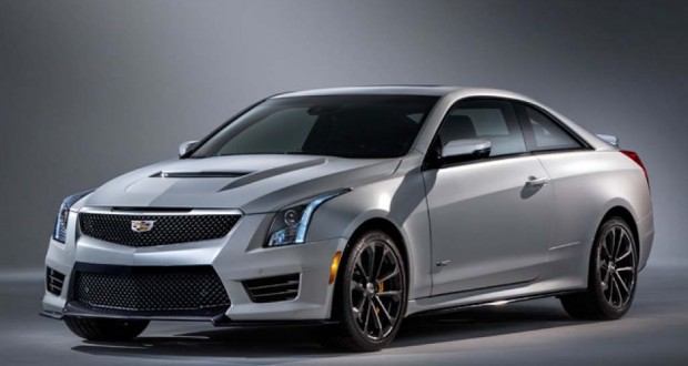 First Look: 2016 Cadillac ATS-V!