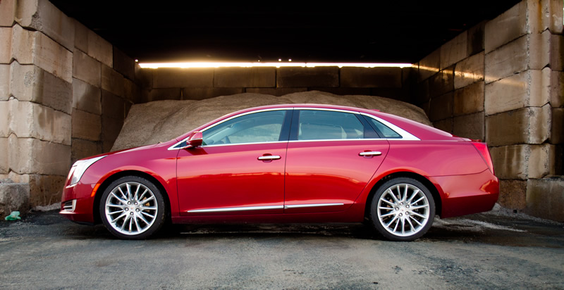 Capsule Review: 2015 Cadillac XTS Vsport