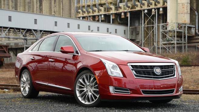 Driven: 2015 Cadillac XTS V-Sport AWD 'Platinum Collection'
