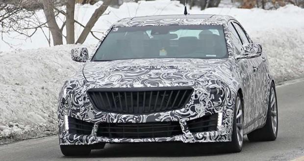 Third Generation Cadillac CTS-V Set for January Debut