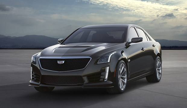Video: Meet The 200 Mile-Per-Hour, 640 Horsepower CTS-V, The Fastest, Most Powerful Cadillac In History