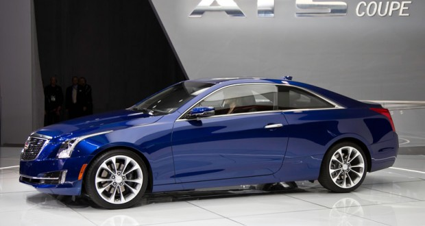 67,000 Cadillac ATS Models Recalled for Overly Sensitive Sunroof Switches