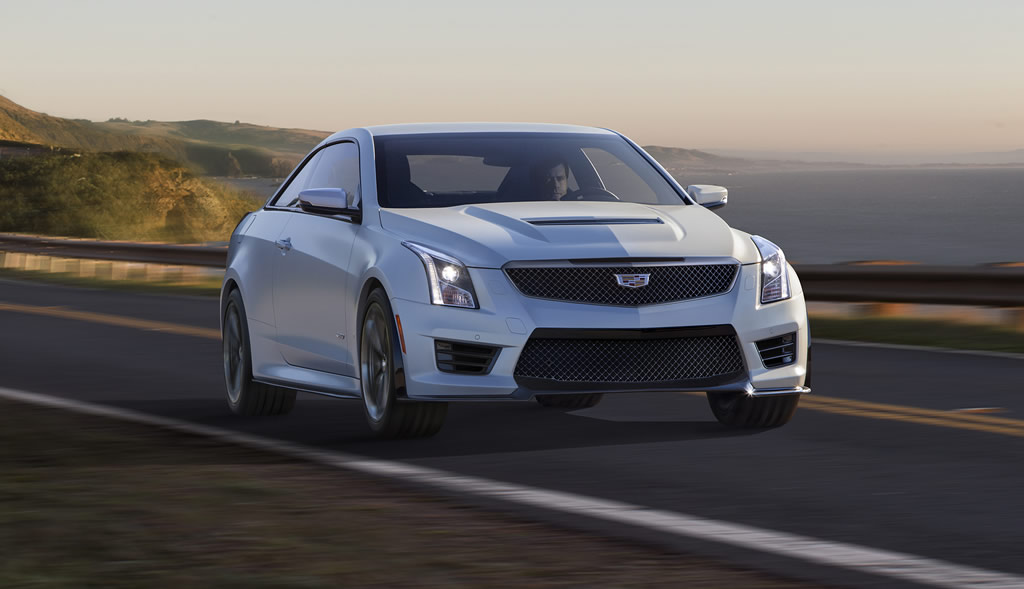 Cadillac Opens Ordering for 2016 ATS-V