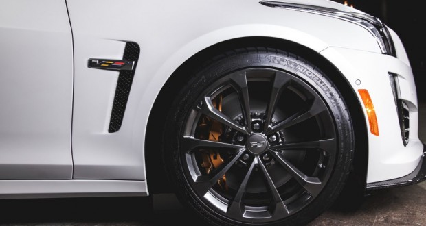 Michelin's Ultra-High Performance Pilot Super Sport Tires Chosen As Exclusive Tire For 2016 Cadillac CTS-V