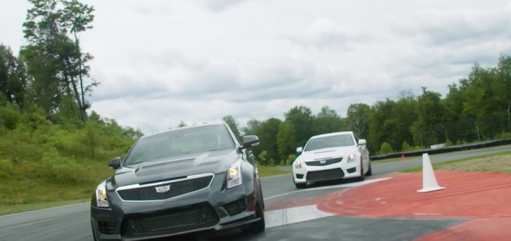 Video: 2016 Cadillac ATS-V: The Jalopnik One Lap Review