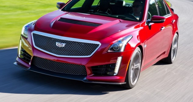 Video – Driven   2016 Cadillac CTS-V