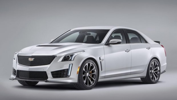 Video: 2016 Cadillac CTS-V 640 hp Road and Track Review - Road America