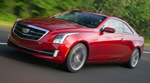 GM recalls 121,000 Cadillac ATS cars for fire risks