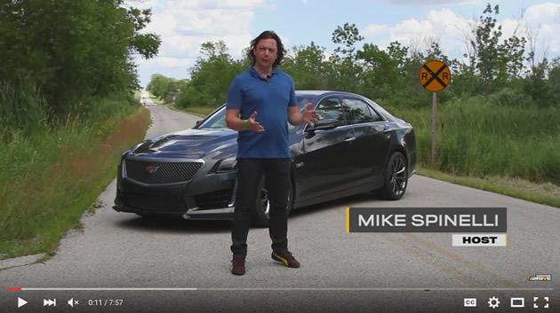2016 Cadillac CTS-V — TEST/DRIVE