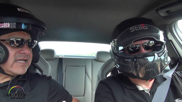 2016 Cadillac CTS-V First drive with Mark Reuss, GM VP Global Product Planning, at Road America