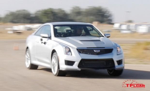 2016 Cadillac ATS-V 0-60 MPH Review: Small Caddy + Big Engine = Fast & Fun Car