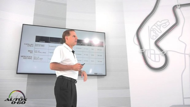 2016 Cadillac CTS-V presentation by Chief Engineer Dave Leone