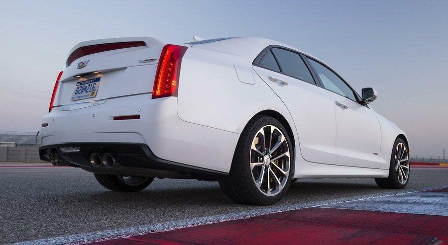 Cadillac Attack: ATS-V