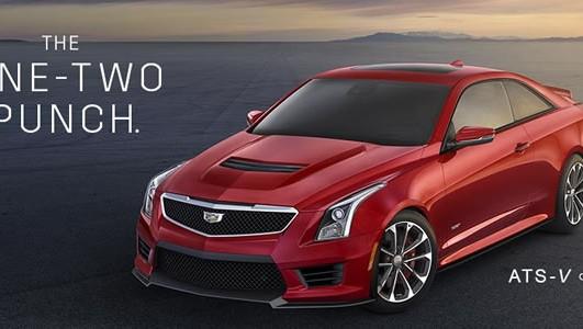 [VIDEO] 2016 Cadillac ATS V: High Performance Canadian Innovation