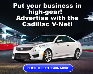 Advertise with the Cadillac V-Net!