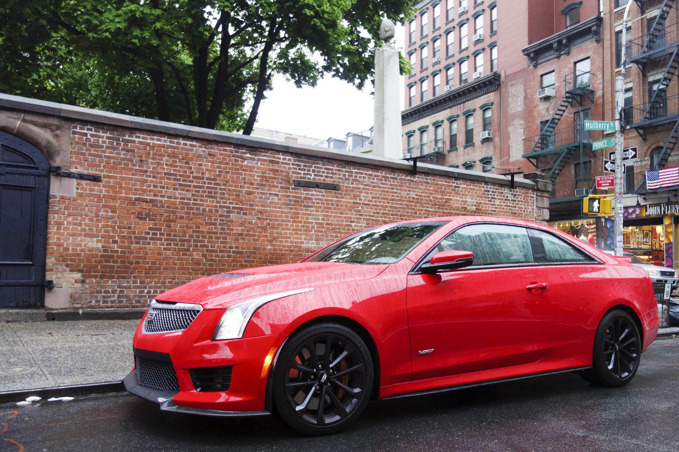 With the ATS-V Coupe, Cadillac Finally Finds Its New Identity