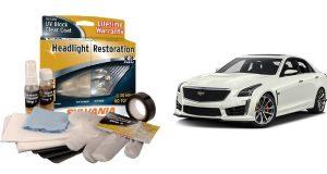 Product Review: Sylvania Headlight Restoration Kit