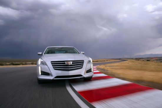 2017 Cadillac ATS and CTS Key Refinements: Appearance, Technology and Streamlined Trim Levels