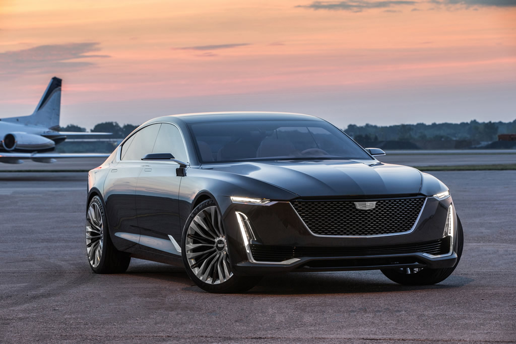 Cadillac Unveils Escala Concept, Previewing Future Design Direction
