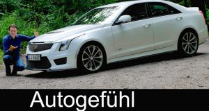 [VIDEO] Cadillac ATS-V FULL REVIEW: BMW M3 hunter?