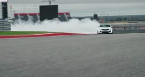 This adrenaline-filled video from Cadillac puts a spotlight on Cadillac's V-Performance Lab, which teaches you how to operate high-performance vehicles, such as the Cadillac CTS-V and ATS-V.