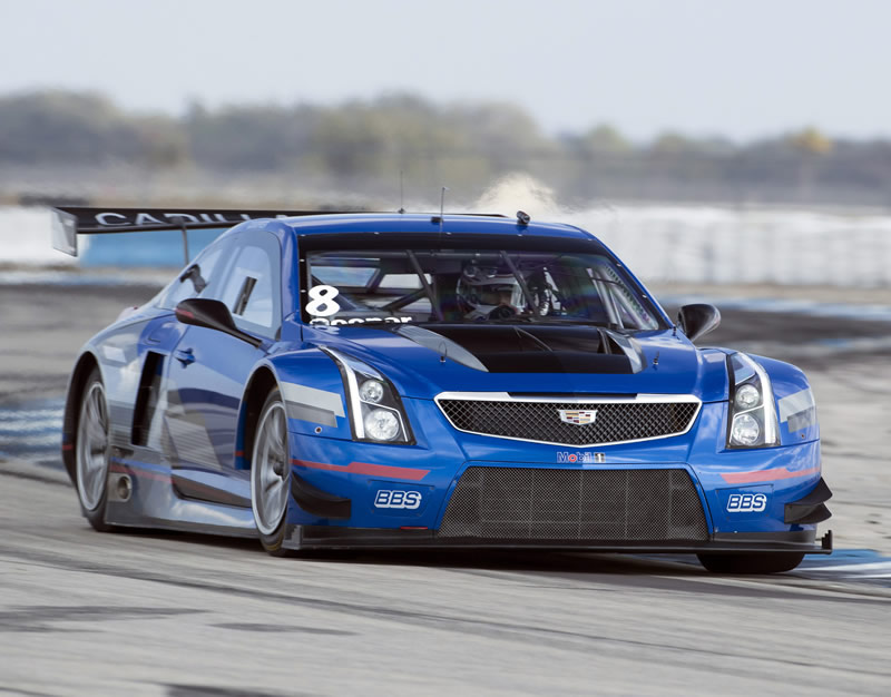 Cadillac Racing Ready for 2017 Pirelli World Challenge Season