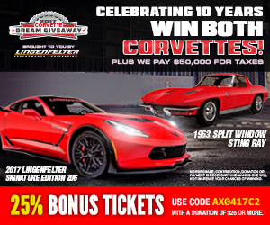 2014 C7 Corvette Reveal Live Video Stream