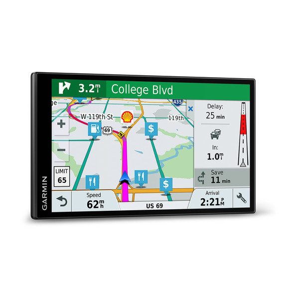 [Product Review] Garmin DriveSmart 61 LMT-S GPS Receiver