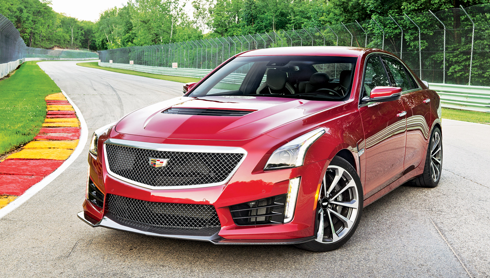 Is the 2018 Cadillac CTS-V Worth Over $100,000?  You Bet It Is!