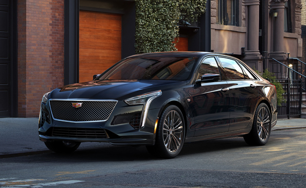 Cadillac Takes the Wraps off the 2019 Cadillac CT6 V-Sport!