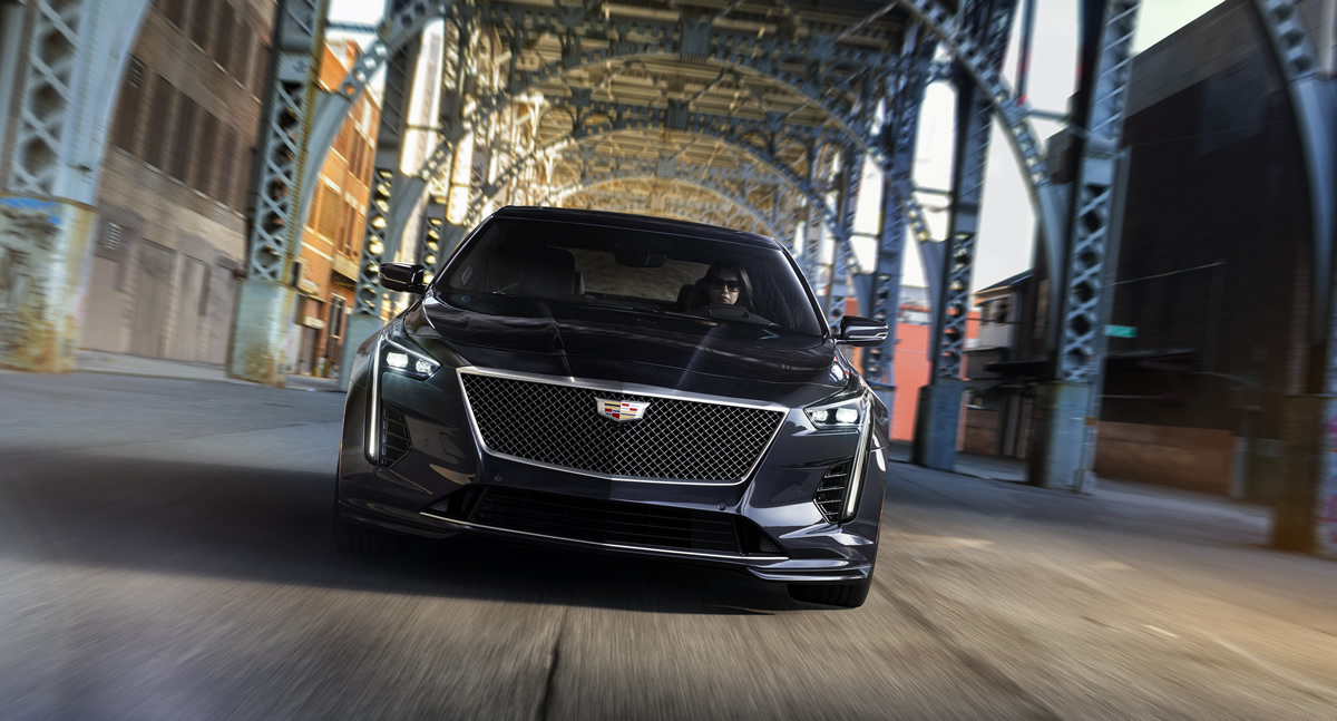 Cadillac Announces CT6-V Preorder Program for 2019 with Pricing