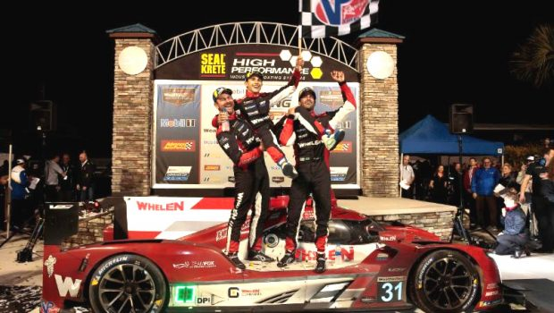 Whelen Engineering Cadillac Wins Sebring - Cadillac Sweep