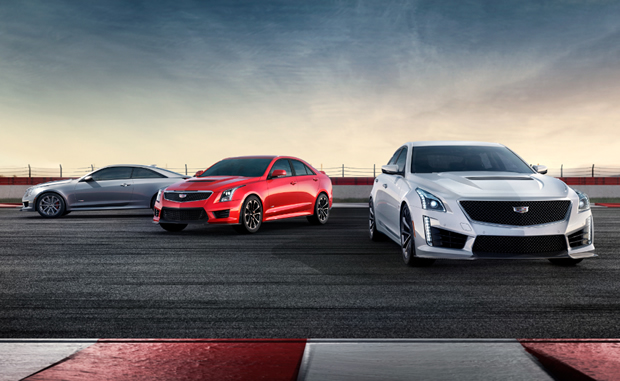 Cadillac Marks 15 Years of V-Series Production with the CT4-V and CT5-V