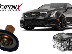 Cadillac ATS-V Weapon-X Thermostat