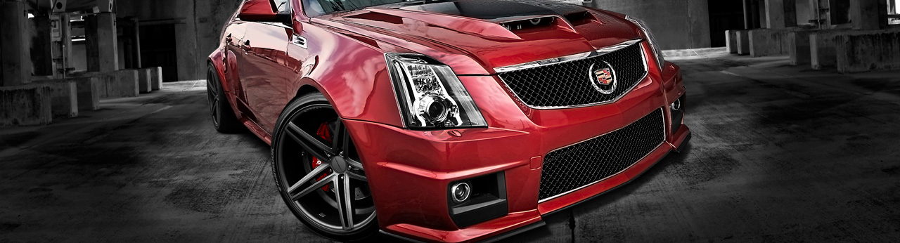 Cadillac and automotive related product reviews including books, tools, and more.