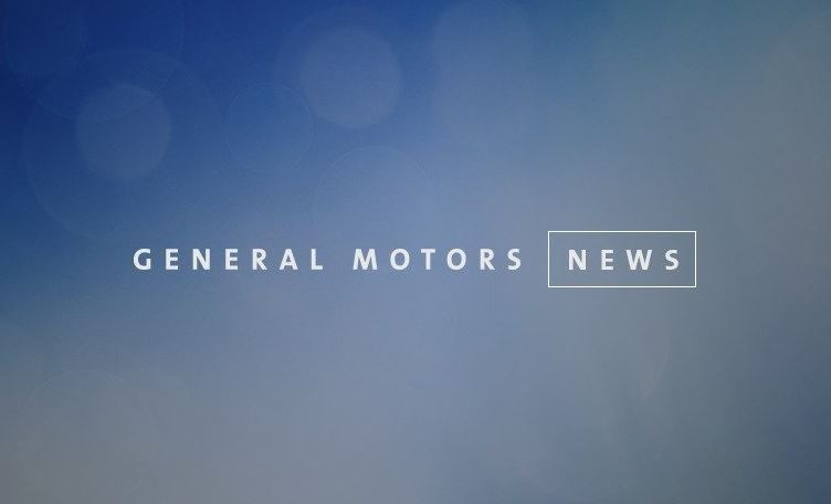 General Motors News and Press Releases