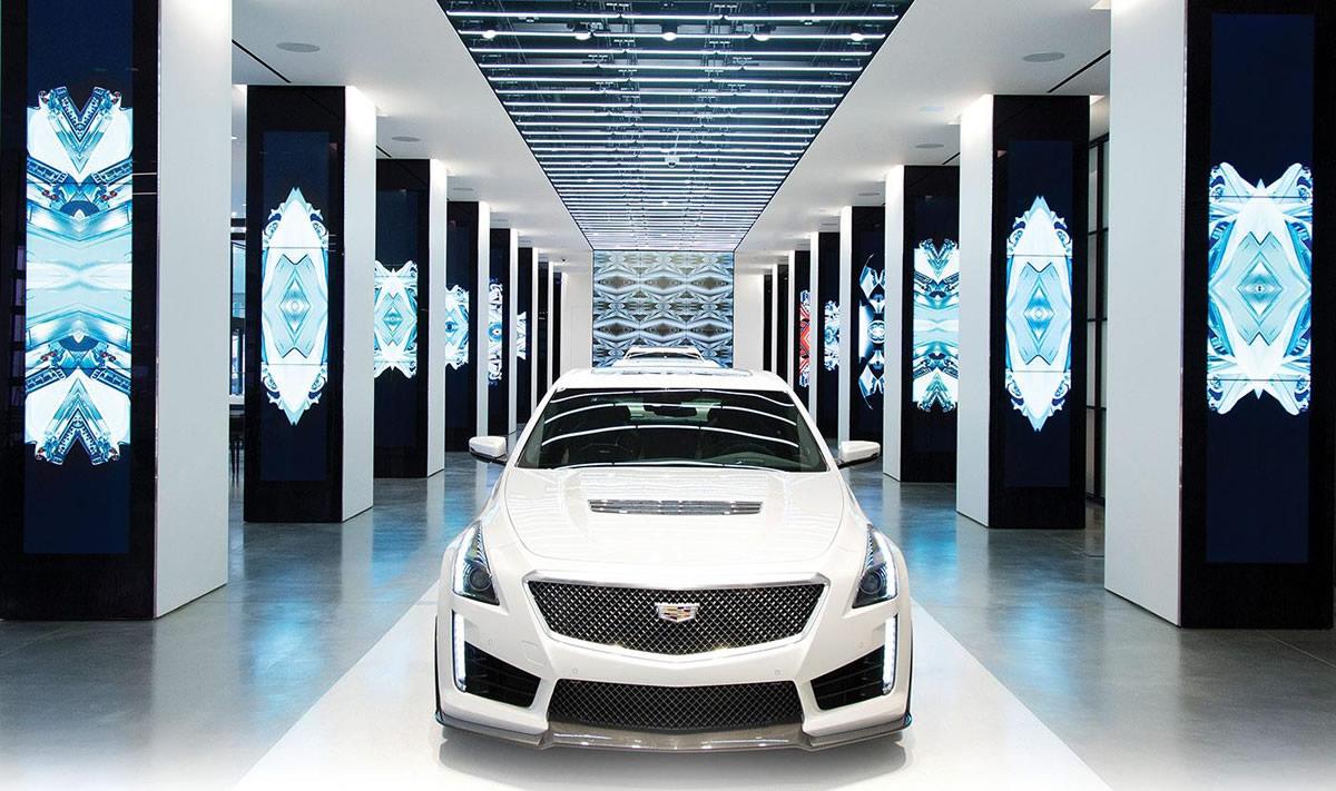 Latest Cadillac News